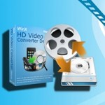 WinX HD Video Converter Deluxe za darmo!