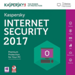 Kaspersky Internet Security 2017 na 90 dni